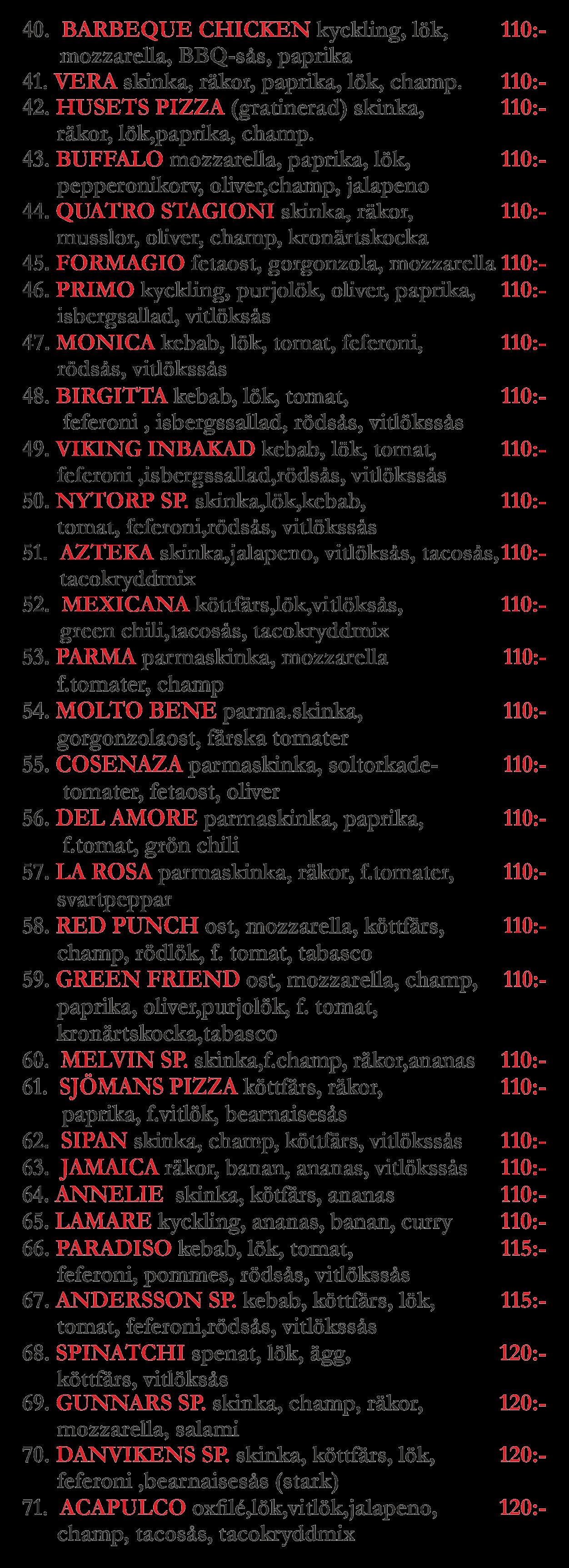 pizzor-röninge