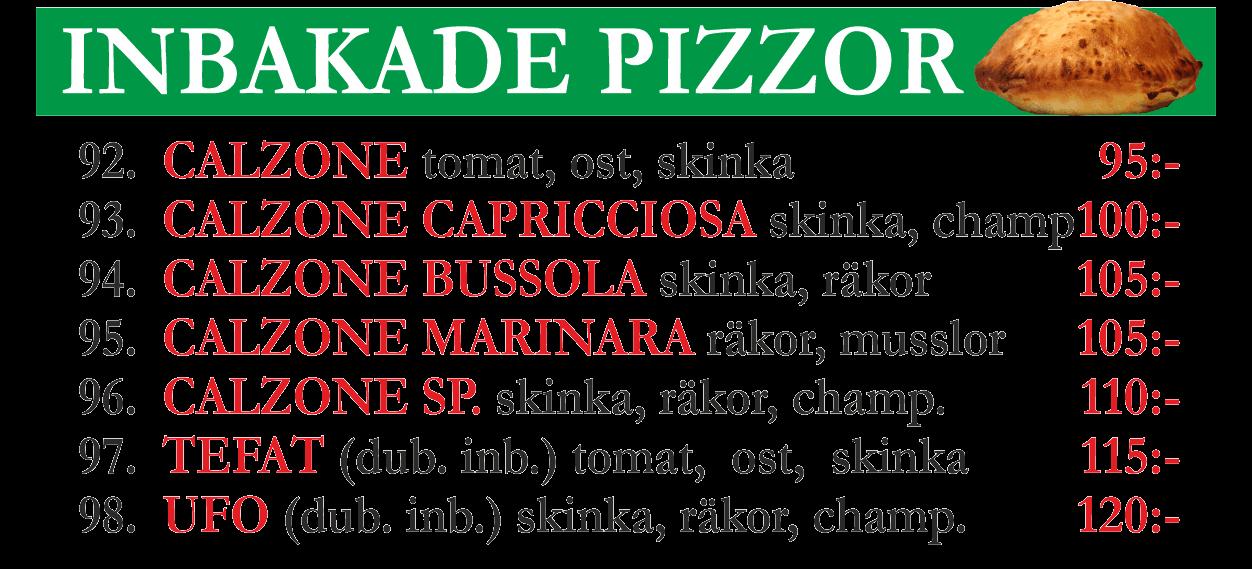inbakade-pizzor